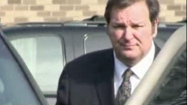Bob Bashara looks at camera