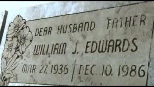 Clawson gravestone 1