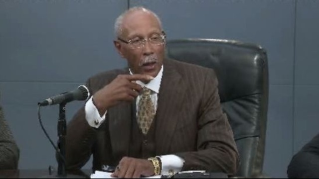 Detroit Mayor Dave Bing news conference 1272012 1