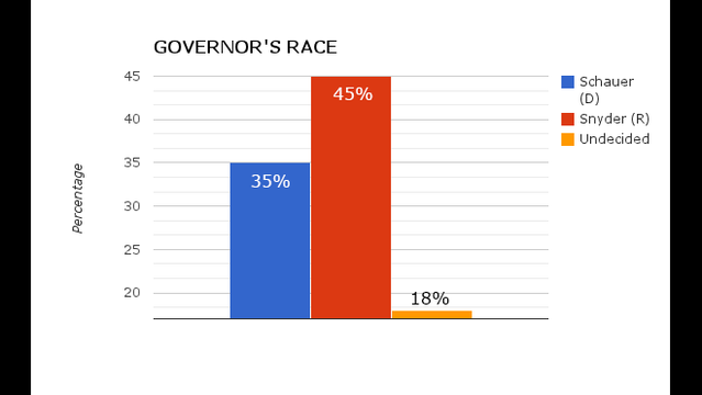 Governor race