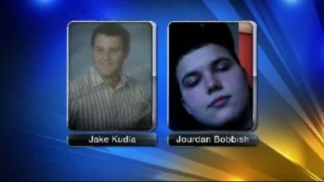 Jake Kudla and Jourdan Bobbish