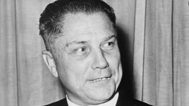 Jimmy Hoffa file photo