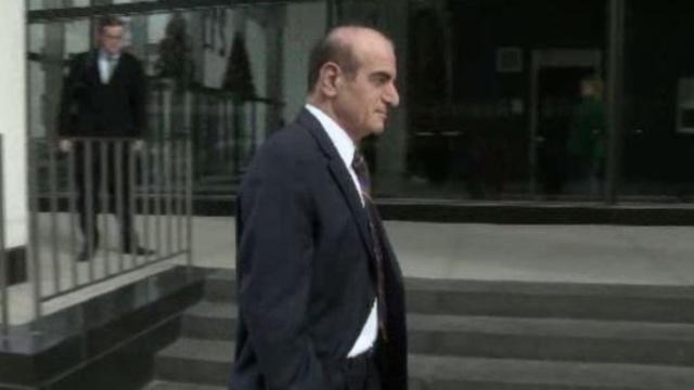 Karl Kado outside Detroit court 1232012