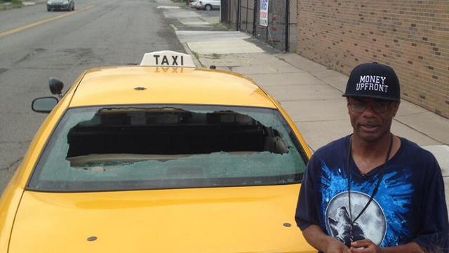 Kevin McDonald Detroit cab driver
