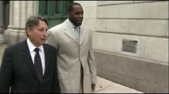 Kwame Kilpatrick and Jim Thomas