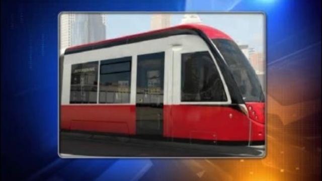 Proposed M-1 rail streetcar
