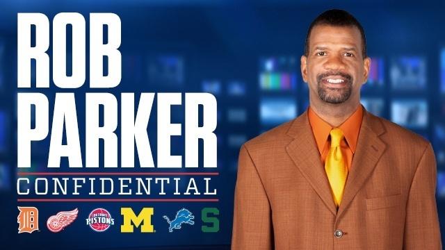 Rob Parker Confidential 2014 logo