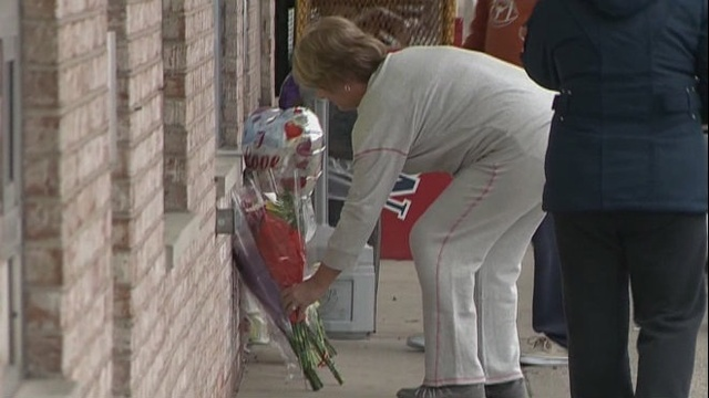 Tributes grow for store owner
