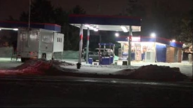 Troy gas station clerk shooting