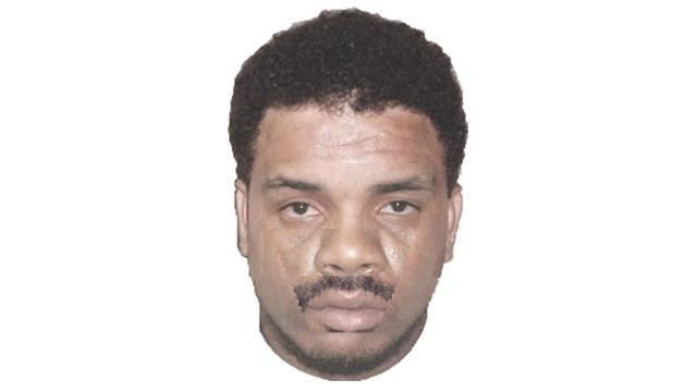 Troy murder suspect sketch