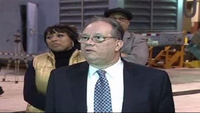 Victor Mercado former Detroit water boss