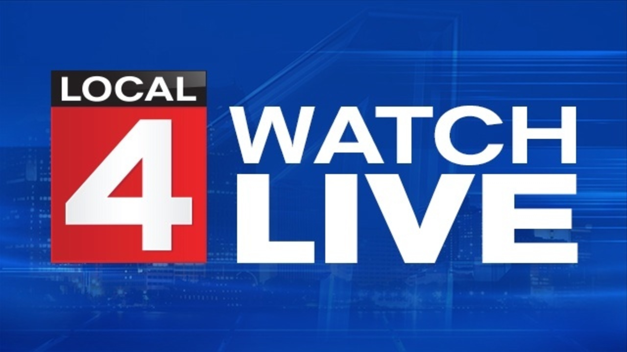 watch local 4 news today livestream. Black Bedroom Furniture Sets. Home Design Ideas