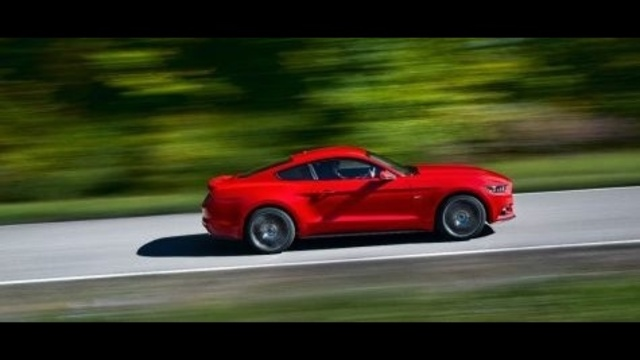 2015 Ford Mustang body
