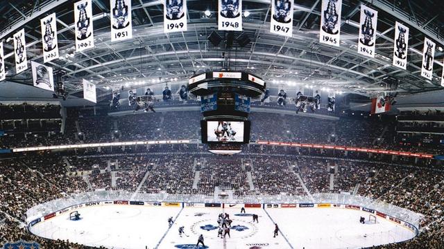 Air Canada Centre Toronto