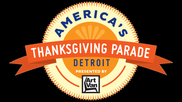 Americas thanksgiving parade logo