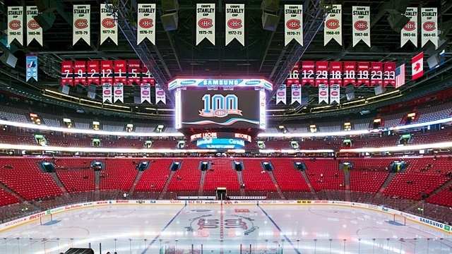 Bell Centre Montreal