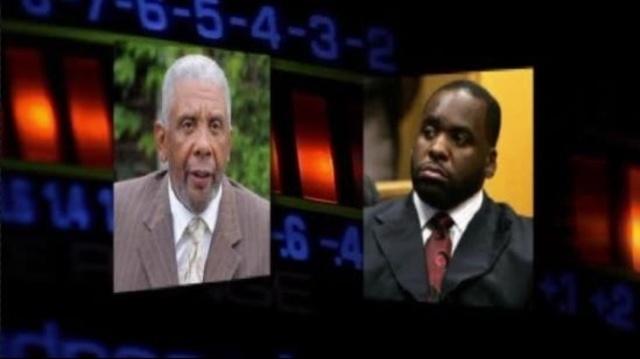 Bernard Kwame Kilpatrick phone calls graphic
