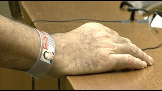 Bob Bashara bracelet