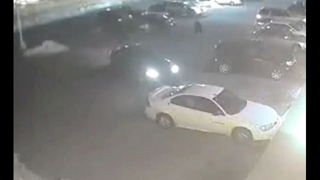CVS carjacking video