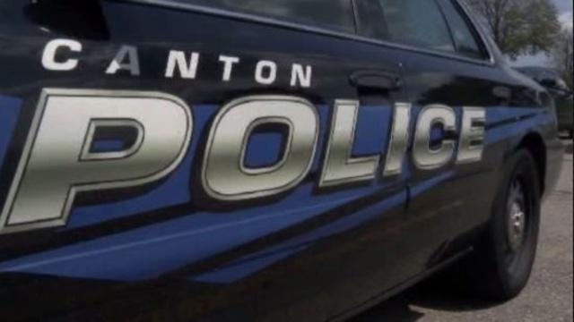 Canton Township police car