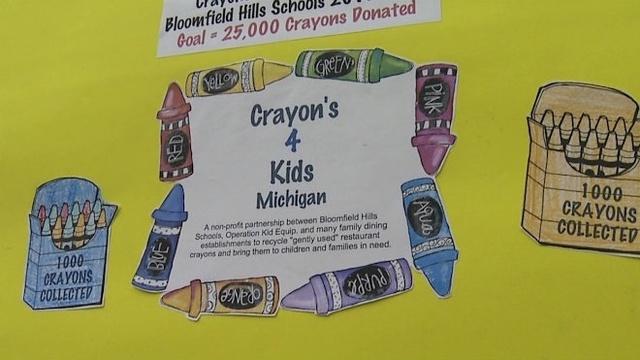 Crayons 4 Kids