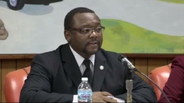 Detroit Board of Police Commissioners meeting on Godbee suspension