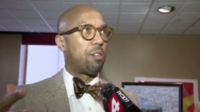 Detroit City Council President Charles Pugh on Ilitch proposal