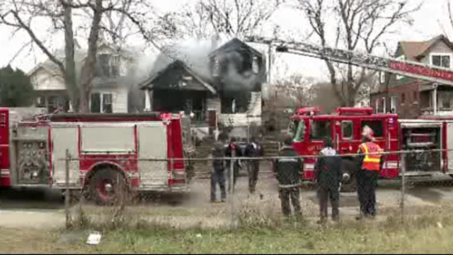 Detroit house fire kills 2 young boys