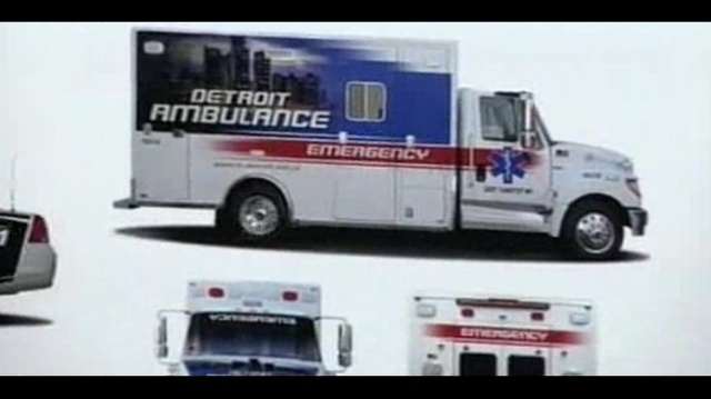 Business Leaders Give Detroit 8m For New Ambulances Police Cars