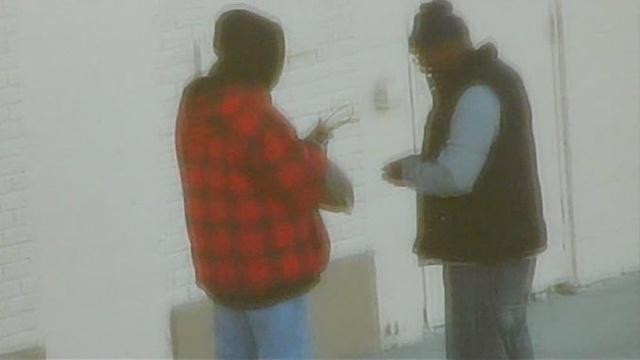 Drug dealers near Cass Tech High School