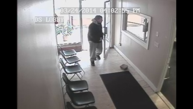 Ferndale doctor's office attempted robbery1