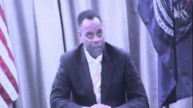 Kevyn Orr goes before state board