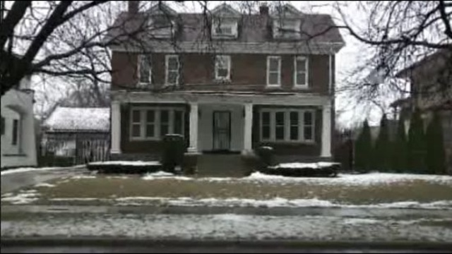 Kwame Kilpatrick mother house Detroit