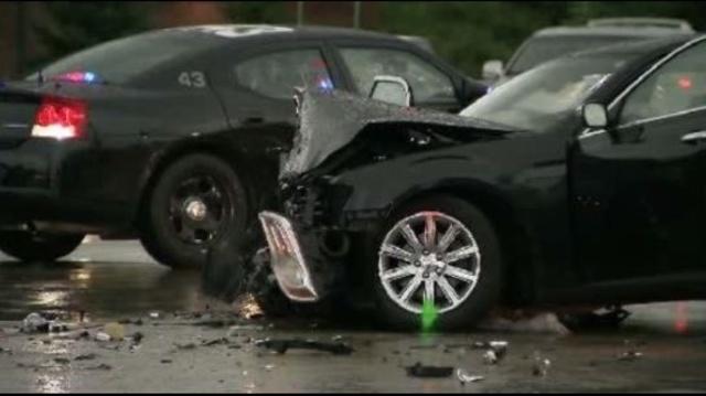 L Brooks Patterson crash 2