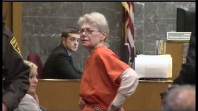 Sandra Layne's sentencing