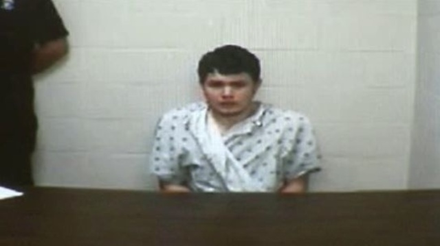 Mitchell Young arraignment