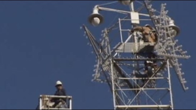 Moonlight Tower Detroit in Austin 2