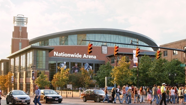 Nationwide Arena Columbus
