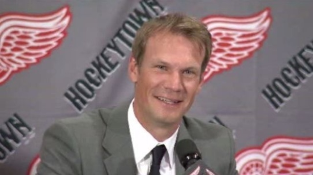 Nicklas Lidstrom retires 5312012 2