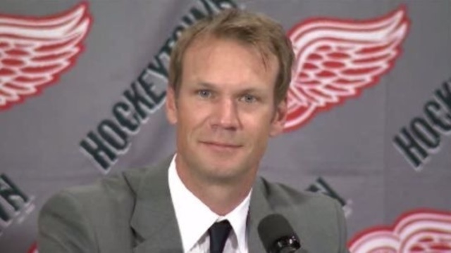 Nicklas Lidstrom retires 5312012 3