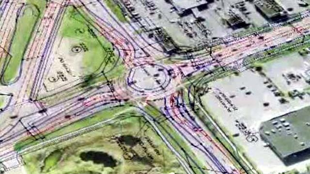 Oakland County roundabout plan