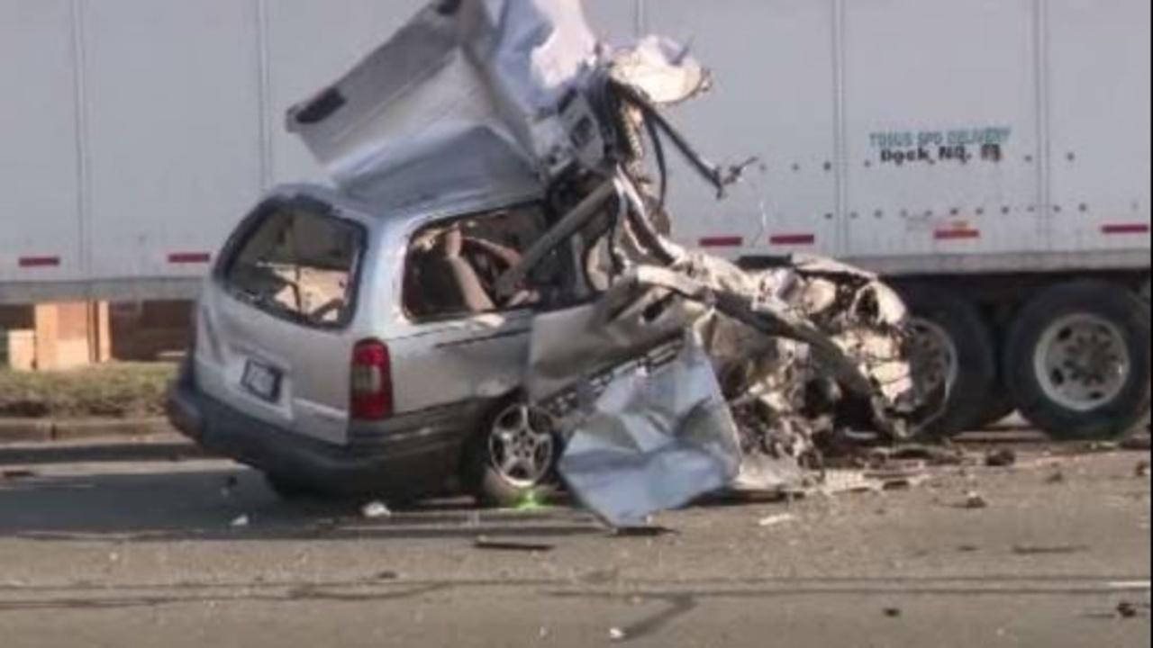 Video Of Car Crashes Into Parade