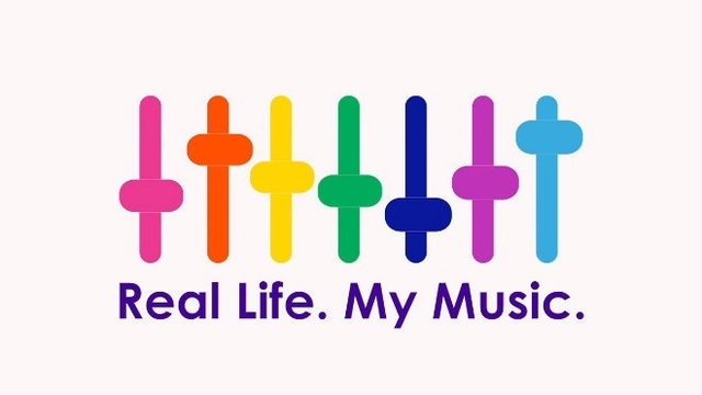 Real Life My Music logo