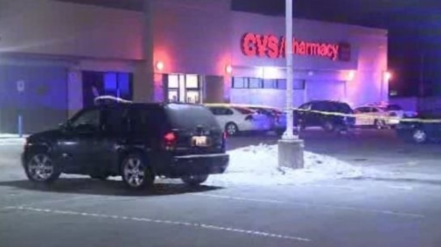 Security guard shot CVS 1
