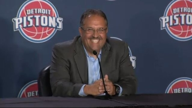 Stan Van Gundy intro 1