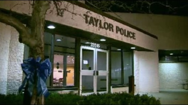 Taylor Police Department 1
