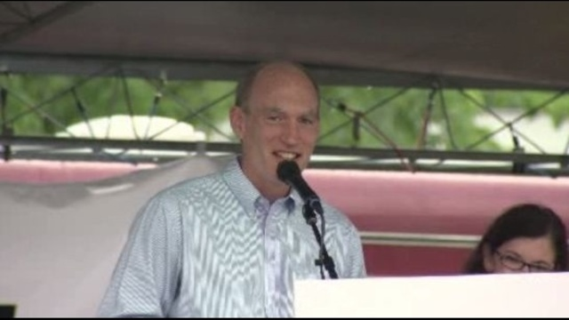 former 11th District Republican Rep. Thaddeus McCotter