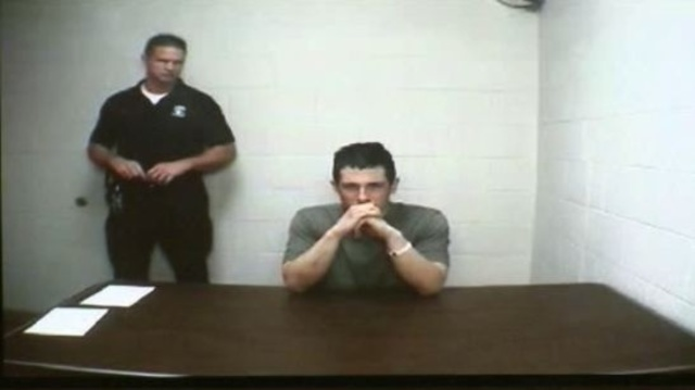 Tucker Cipriano arraignment