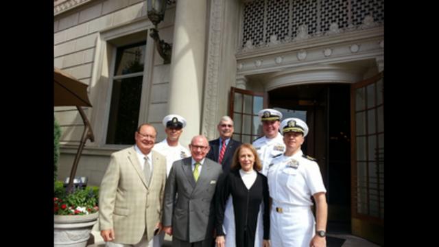 USS Ship Crew