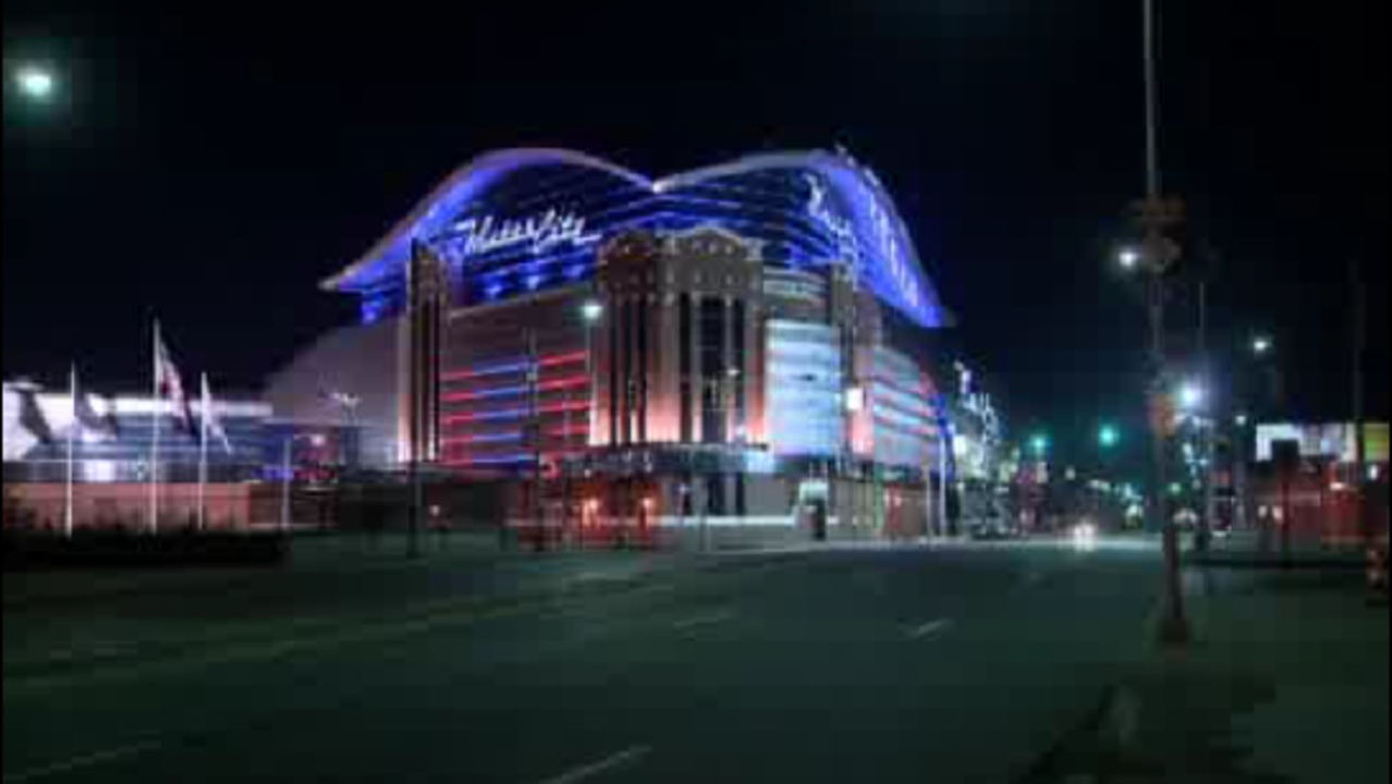 Motorcity casino experiences brief power outage for Motor city hotel casino